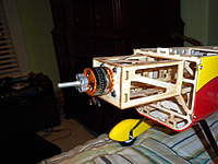 "Name: DSCN0447.jpg Views: 160 Size: 61.5 KB Description: mounted ""the beast"""