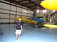 Name: DSCN0901.jpg Views: 244 Size: 71.6 KB Description: me in Pats Hangar!