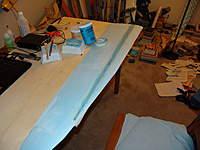Name: DSC04047.jpg Views: 241 Size: 72.2 KB Description: spar caps filled back to foam level with masking tape over the foam