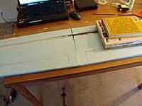 Name: DSC04078.jpg Views: 228 Size: 80.3 KB Description: Matching up the center joint.