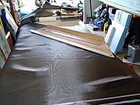 Name: DSC04084.jpg Views: 261 Size: 137.0 KB Description: Cutting carbon cloth with paper template