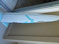 Name: DSC04662.jpg Views: 137 Size: 56.3 KB Description: Left wing rebagged and filled.  Zero spar damage.