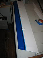 Name: 006.jpg Views: 109 Size: 101.7 KB Description: Trim tape in place and servo holes and lead out in the centre cutout