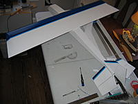 Name: axis26.jpg Views: 101 Size: 122.5 KB Description: Waiting for graphics from sign shop,aileron install with tape up next