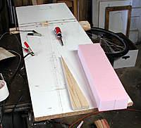 Name: Nacelle0.jpg Views: 292 Size: 65.1 KB Description: Setup for cutting nacelles.