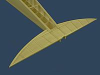 Name: Dragonfly 30.jpg Views: 168 Size: 87.3 KB Description: Tailplane - in skeleton form.