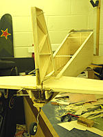 Name: Dragonfly 032.jpg Views: 208 Size: 139.4 KB Description: Whole rear assembly basically complete.