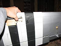 Name: 12-9-2010 170.jpg Views: 288 Size: 59.3 KB Description: damage is on the sheeting only.