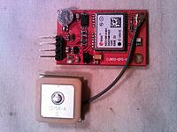 Ublox NEO-6M GPS Module with EEPROM for APM2 Flight Control