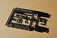 Name: DVII Pilot and Spandau 012.jpg Views: 288 Size: 83.0 KB Description: The Williams Brothers Spandau gun comes as a styrene kit.