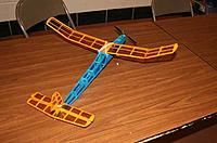 Name: 12-10-01_Lancer-FV-(Oct-201.jpg Views: 216 Size: 20.4 KB Description: Guillow Lancer rear view.
