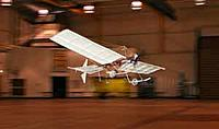 Name: Flight-300.jpg Views: 57 Size: 5.3 KB Description: The Fokker Spider handles well with indoor flight.