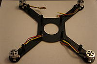 Name: DSC00881.jpg Views: 244 Size: 86.4 KB Description: Next I mounted the motors using the supplied nylon screws