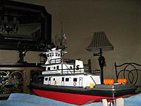 Name: IMG_6522.jpg Views: 178 Size: 276.6 KB Description: Much of the fitting came after the initial sea trials.