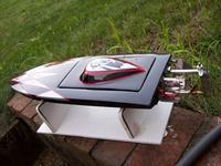 Name: 000_0001.jpg Views: 280 Size: 111.2 KB Description: CARBON FIBER BBY BRUSHLESS BOAT RUNS ON 3S LIPO