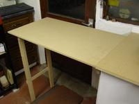 Name: bench extension.jpg Views: 336 Size: 39.0 KB Description: Removable extension to the build bench