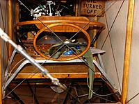 Name: bleriot seat1s.jpg Views: 132 Size: 107.2 KB Description: Fullsize seat from behind