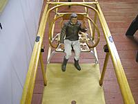 Name: bleriot 3416s.jpg Views: 127 Size: 78.8 KB Description: 1/4 scale pilot sitting in 1/2 scale seat to give some scale