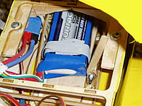 Name: P1010443.jpg Views: 206 Size: 90.9 KB Description: Battery tray slid back with the gate open.