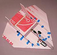 Name: Mid failure.jpg Views: 250 Size: 61.8 KB Description: A mid motor failure of design. Flies like a piece of paper on the wind.