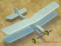 Name: SE5a-43.jpg Views: 788 Size: 59.5 KB Description: Pop's SE5a (Prototype).  Needs paint.