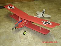 Name: DVII-09.jpg Views: 722 Size: 79.8 KB Description: Pop's Fokker DVII