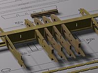 Name: StickerSnee-04c.jpg Views: 62 Size: 94.1 KB Description: Vertical grain sheer webbing placed between the spars.