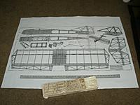 Name: PrintedPlans.jpg Views: 157 Size: 246.8 KB Description: Freshly printed build plans for the prototype.