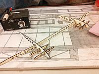 Name: build-04.jpg Views: 305 Size: 226.7 KB Description: Spar / landing gear reinforcement assembly.
