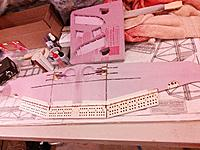 Name: build-05.jpg Views: 298 Size: 233.2 KB Description: Spar assy installed and the main wing assembled.