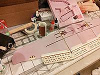 Name: build-06.jpg Views: 300 Size: 225.8 KB Description: Prefitting the flaps (again).