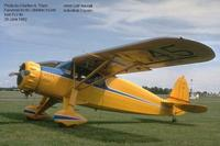 Name: Fairchild 24.jpg Views: 415 Size: 65.3 KB Description: Of course, the blue coud be replaced, but, as I said in one of my earlier posts, I have always liked the combination of blue and yellow.