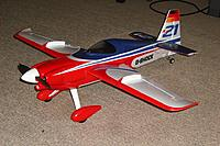 Name: Hondajet's Edge 540 in finishing progress.......jpg