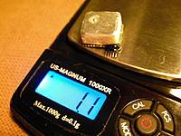 Name: IMG_2062.jpg Views: 478 Size: 72.3 KB Description: little more than a gram!