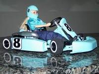 Name: rc_gokart.jpg Views: 276 Size: 8.1 KB Description: One of our stock class, female racers who wanted us to customize her kart.  We used a blonde figure/driver on her kart.