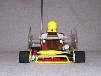Name: go kart.jpg Views: 256 Size: 20.2 KB Description: Full modified rear end including all alloy hardware installed.