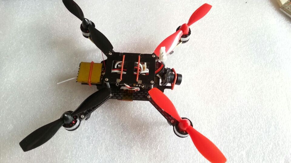 eachine dp4x 124 124mm micro brushless quadcopter rc groups - Micro Quadcopter Frame
