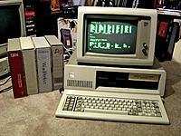 Name: 4C8bHmx.jpg Views: 37 Size: 360.2 KB Description: State of the art, 1987...floppy disks anyone?