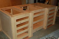 Name: DSC_0362.jpg Views: 461 Size: 55.1 KB Description: Finish frames are on and corners installed