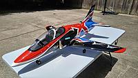 HobbyKing BAE Hawk 90mm Electric Ducted Fan (EDF) Composite
