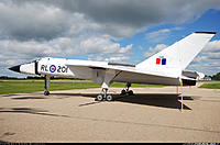 Name: Avro Canada CF-105 Arrow.jpg Views: 46 Size: 400.0 KB Description: The original RL 201