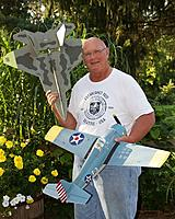 Name: dave with planes.jpg