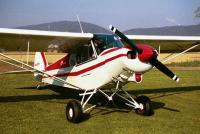 Name: red and white Super Cub, front.jpg