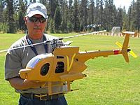 Name: RSCN1706.jpg Views: 62 Size: 54.8 KB Description: RCAeroDyne OH-6 Defender with 500 mechanics