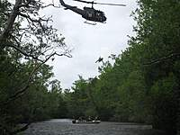 Name: Hoist with Rangers over water pic.jpg