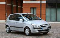 Name: Getz.jpg Views: 316 Size: 87.9 KB Description: Hyundai Getz - probably costs as much in fuel in the UK as a 57 Chevy hotrod does in the US.......