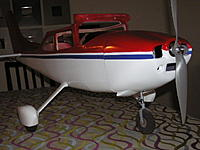 Name: Lft side new mains.jpg Views: 175 Size: 65.0 KB Description: At least 2 inch prop clearance now