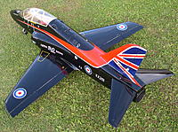 Name: Bae Hawk 1.jpg Views: 102 Size: 332.8 KB Description: Jet Teng Bae Hawk 90mm Wemo, Alloy housing with a ARC 3665-1. Set up for 6cell. Tested on an Extreme 3200 Race 45c/70c Watts 2279.4 Amp peak 104.85