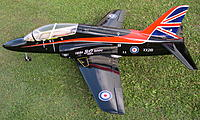 Name: Bae Hawk 2.jpg Views: 97 Size: 320.3 KB Description: Jet Teng Bae Hawk 90mm Wemo, Alloy housing with a ARC 3665-1. Set up for 6cell. Tested on an Extreme 3200 Race 45c/70c Watts 2279.4Wp, Amp peak 104.85Ap