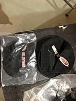 Name: IMG_0557.jpg Views: 6 Size: 394.6 KB Description: Two round filter covers for Losi 26cc engine